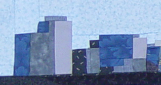 Ottawa skyline detail