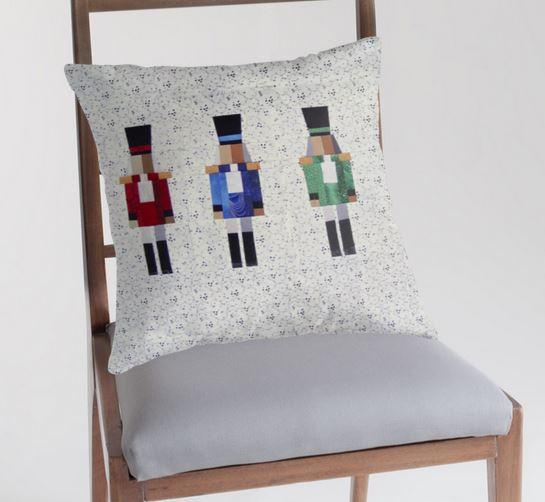 nutcracker-pillow-textured