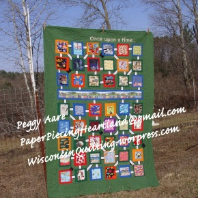 Story Quilt pattern and gamerules